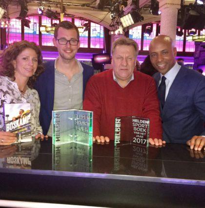 RTL Late Night: Winnaar Sportboek van het jaar