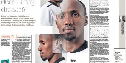 Financieel Dagblad: profiel Abdi Nageeye – Atleet zonder grenzen